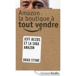 Cover La boutique à tout vendre Brad Stone