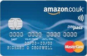 Carte de crédit Amazon