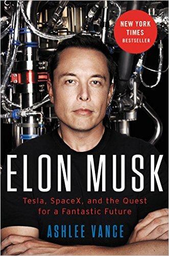Elon Musk Ashlee Vance